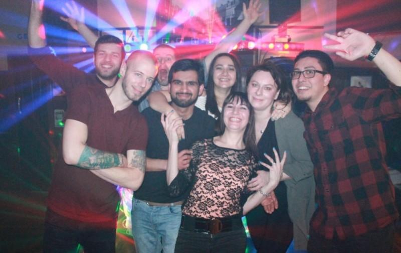 Dave & Sarah Disco/Karaoke entertainers